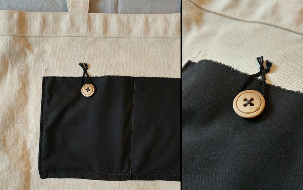 canvas tote tutorial upcycle blog