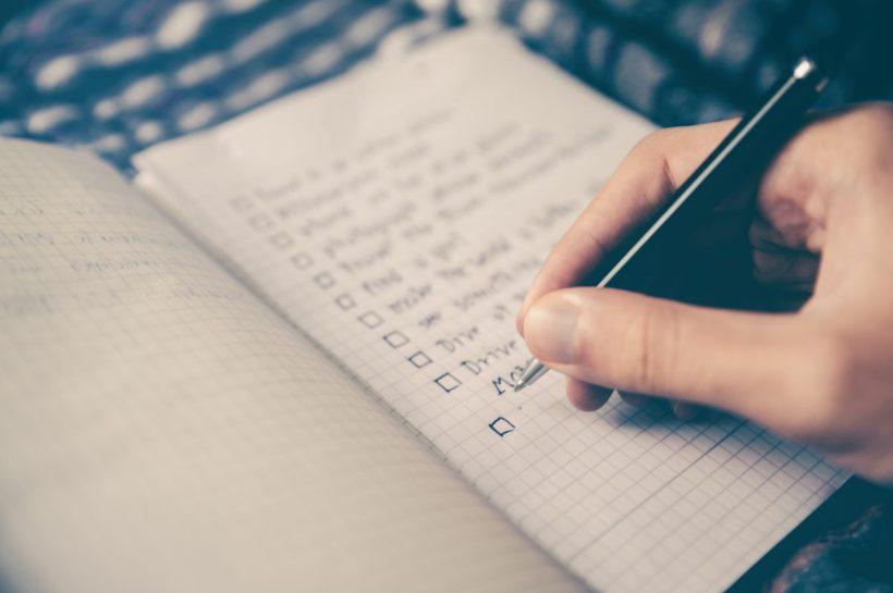 writer shannon kirk building a habit